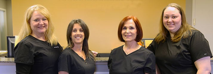 Chiropractor Alamo CA Dr. Kari Figone and Team