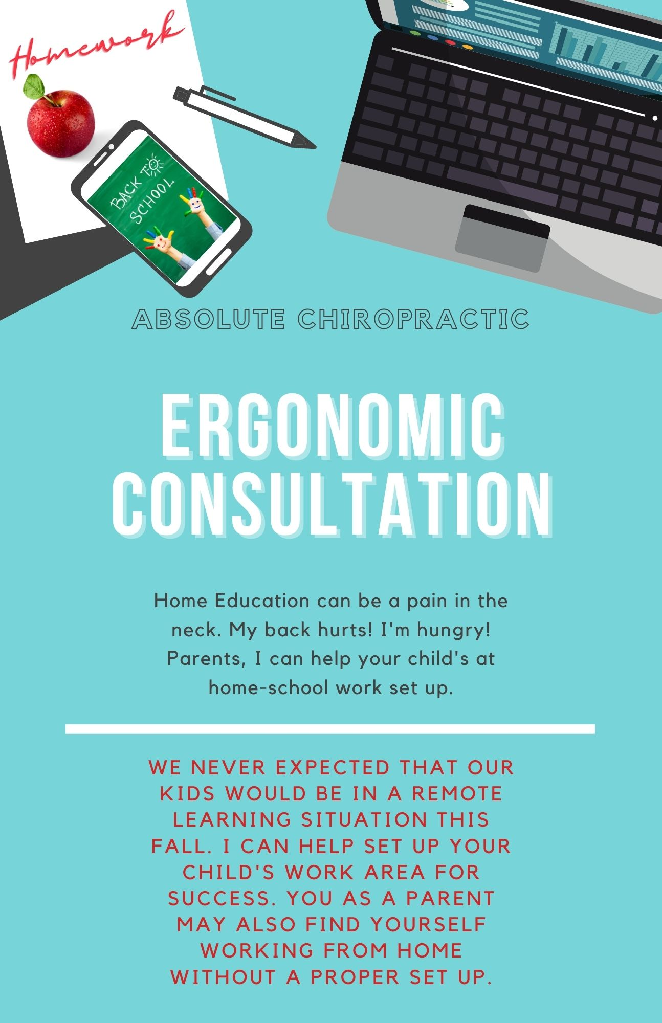 Absolute Chiro Ergonomic Consult